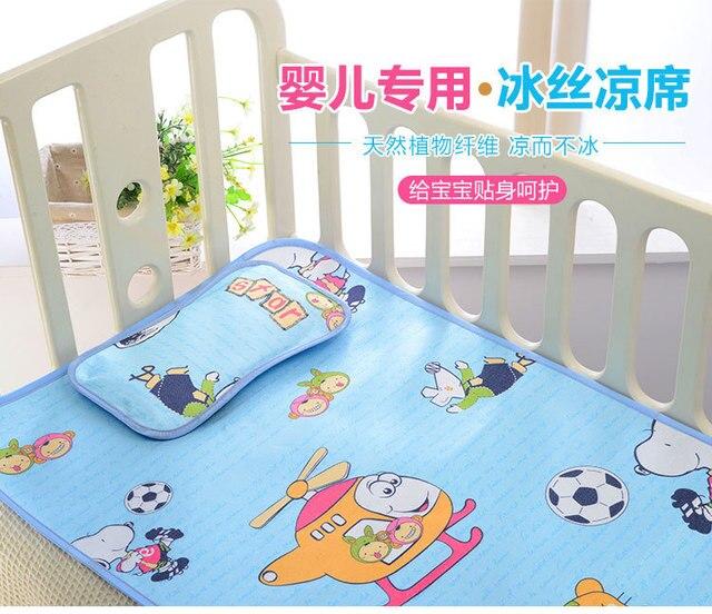 Matras Baby Bed.Gratis Verzending Zomer Baby Mat Kleuterschool Matras Pak Baby Bed