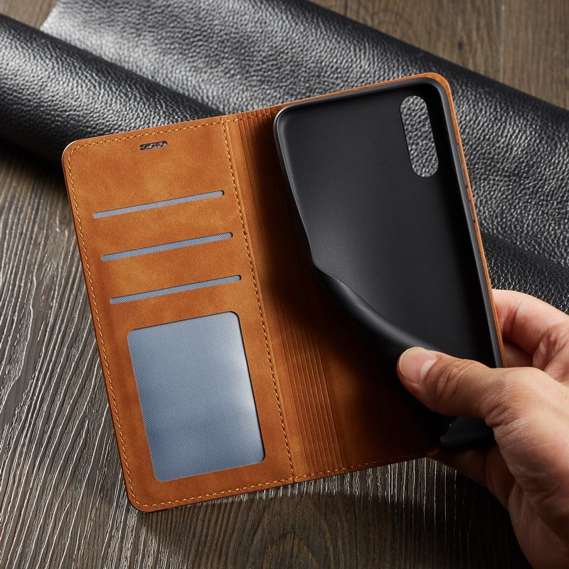 Wallet Leather Huawei P20 PRO Case