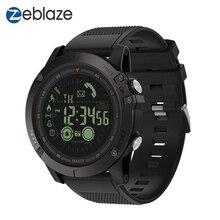 Zeblaze VIBE3 الرائد وعرة بلوتوث ساعة ذكية 33 شهر وقت الانتظار 24h في جميع الأحوال الجوية رصد Smartwatch ل أندرويد IOS