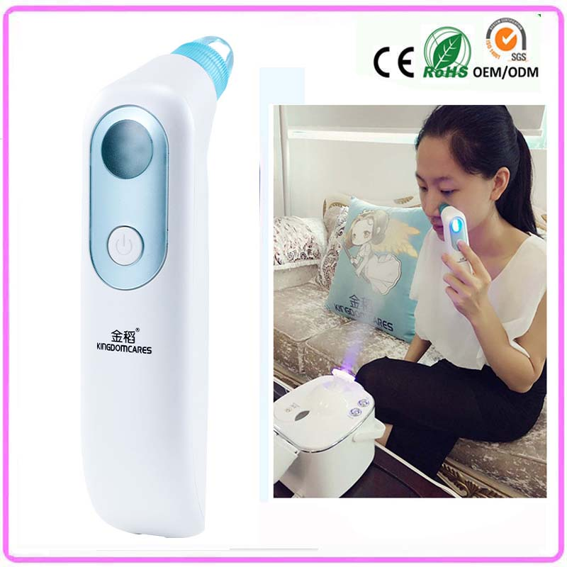Mini Vacuum Suction Nose Blackhead Extractor Anti Acne Wrinkle Removal Face Skin Pores Cleansing Cleaner Beauty Machine face nose vacuum blackhead extractor pores cleaning black dot comedo extractor point noir aspiration acne suction skin tool