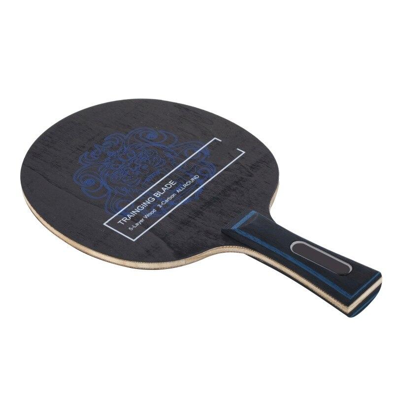 Table Tennis Racket Bottom Plate Bat Pingpong Bottom Plate Long Handle / Horizontal Shot Long Handle Ball Sports Accessories