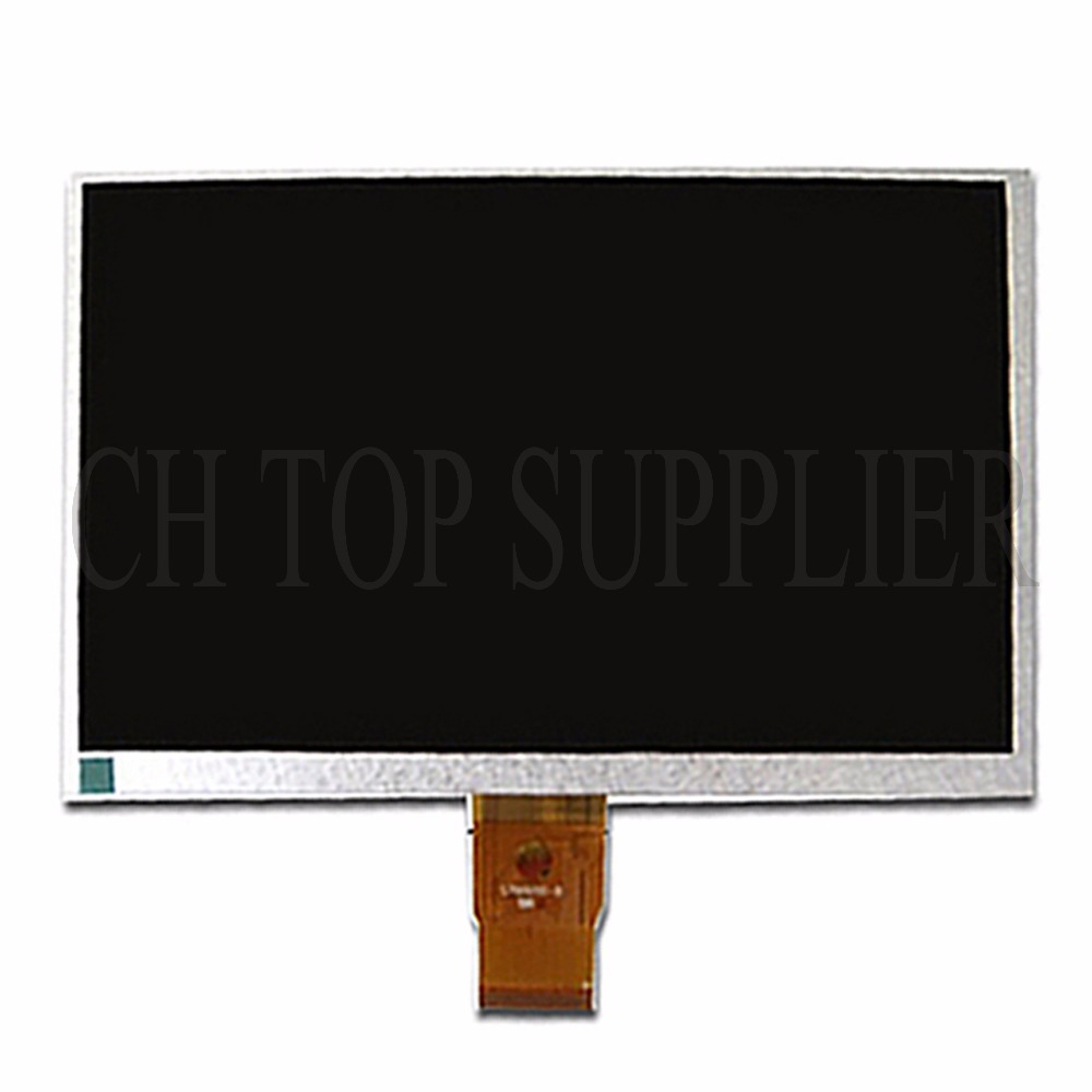 Original and New 9inch 50pin TFT LCD Screen L900D50-B YH090IF50-A YH0901F50-A for Tablet PC 800*480 free shipping free shipping original 9 inch lcd screen claa102na0acw 30 pin
