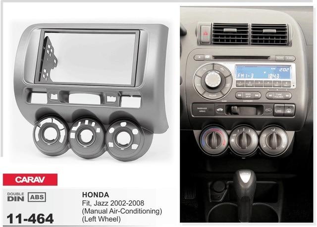 frame android 6 0 4g lite car dvd player for honda fit jazz 2002 rh aliexpress com 2017 Honda Fit Honda Fit Interior
