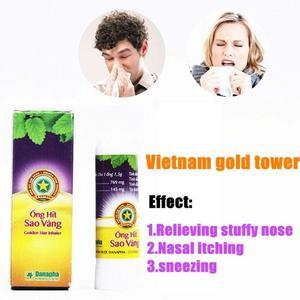 Image 5 - Traditional Herb Spray Nasal Spray Rhinitis Treatment Nose Care Rhinitis Sinusitis Spray Health Care Products Nasal Inhaler
