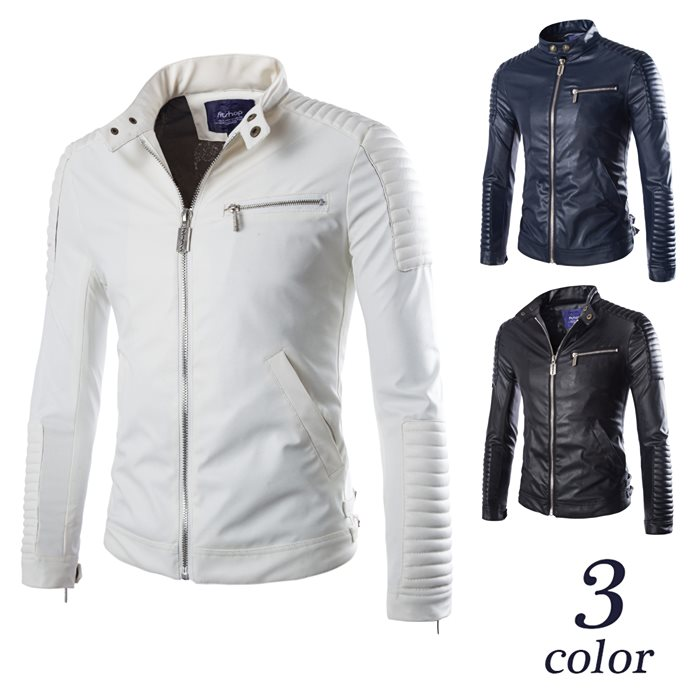 New Men Dropshipping High-grade Leather Jacket Suede Long Sleeves Jacket Casual Top Coat Fitness Fashion Male Clothing Big Size