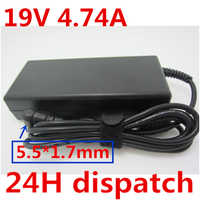 HSW Laptop Ac Adapter Power Supply Cord For Acer Aspire 5750 5750G 5755 5755G 6920 6920G 6930G Notebook Battery Charger 19V4.74A