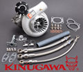 "Kinugawa Billet STS Turbocharger 3"" Anti Surge Cover TD05H-16G for Mitsubishi EVO 1-3 [Billet CW & 9 Blades TW]"