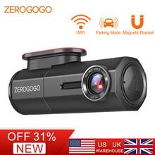 лучшая цена ZEROGOGO DVR Mini Dash Cam Wifi Car DVR Full HD 1080P Camera Auto Recorder for Car Night Vision Novatek 150 Degree G-Sensor