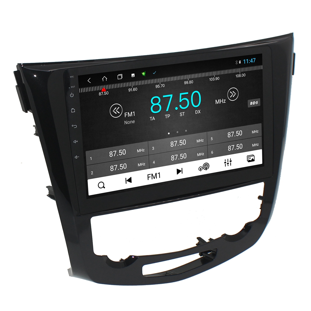 10.1'' Android Car Radio GPS for Nissan X-trail T32 Autoradio Car Headunit Casstte Tape Recorder with 4GB RAM/64GB ROM/8 core