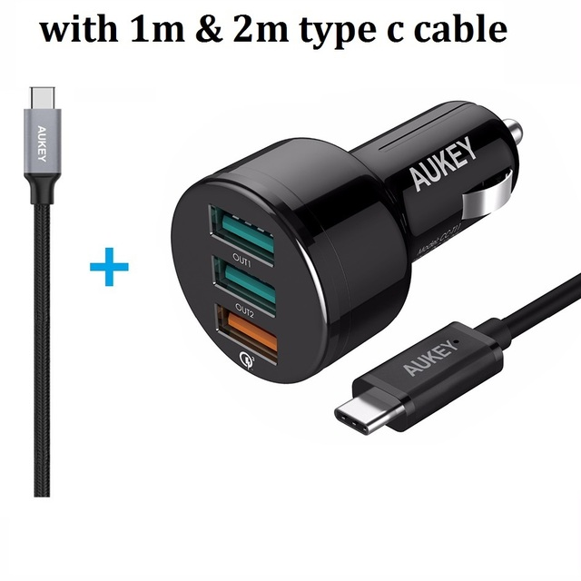 With 2M type c cable