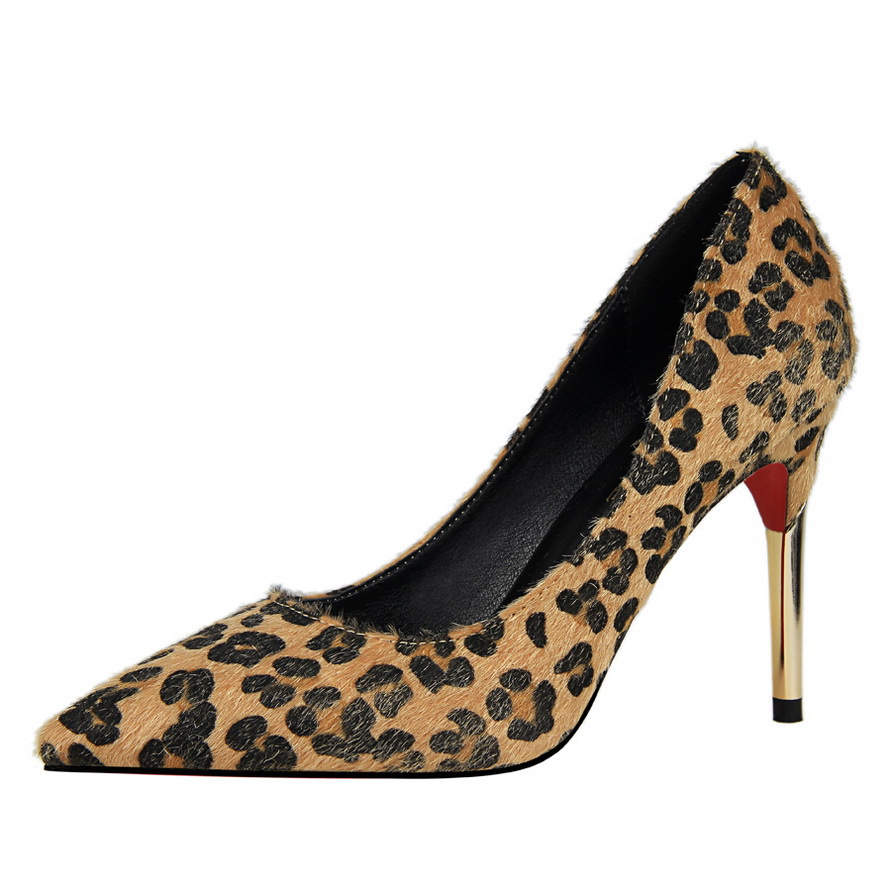 Popular Leopard Stilettos-Buy Cheap Leopard Stilettos lots from ...