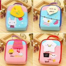 Cartoon Camera Bag Cute Protective Case for Fuji Polaroid Mini7s 8 9 25 50 70 90 SQ20 SQ6 Cosmetic Storage