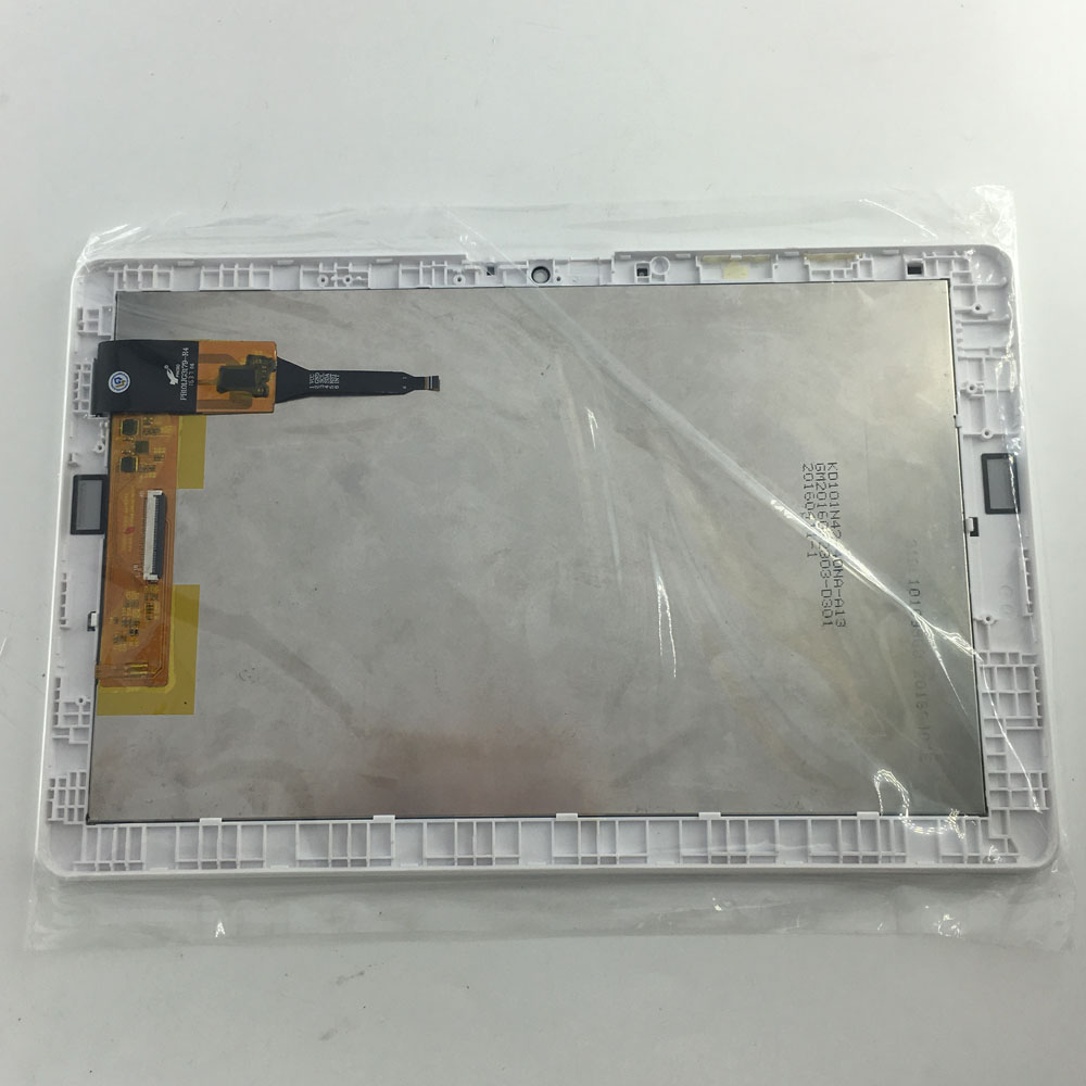 10.1 Inch Lcd Display Panel Pb101jg3179-r4 Touch Screen Digitizer Assembly For Acer Iconia One 10 B3-a30 + Frame