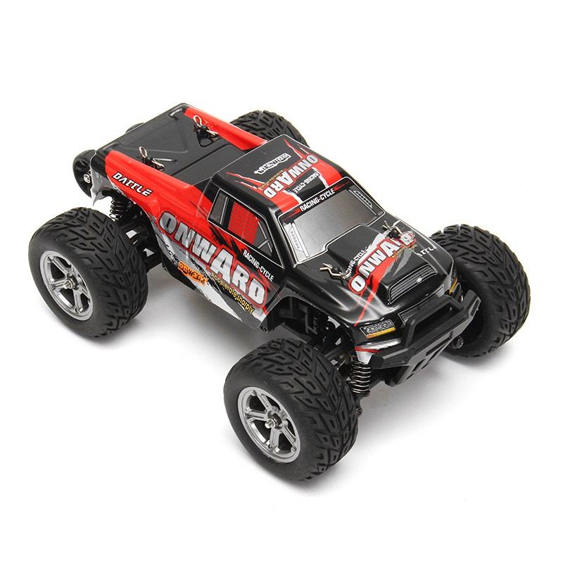 WLtoys 20402 1:20 RC Car 2.4G 4WD Remote Control Truck Truggy For Kids Children Toys Presents Birthday Gift цены