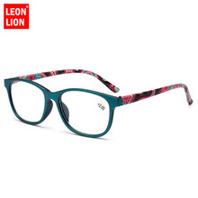LeonLion сверхлегкие очки для чтения для мужчин и женщин, пресбиопические очки для чтения смолы, дальнозоркость, Рецептурные очки с диоптриями