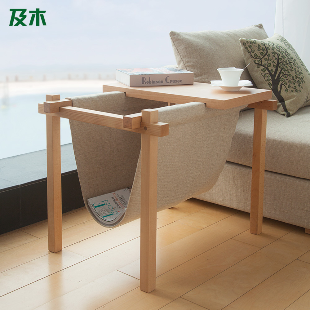Genial And Wood Furniture Ideas Simple And Stylish Coffee Table Sofa Side A Few  Corner A Few Mobile Small Wood Coffee Table CJ009 In Garden Sets From  Furniture On ...