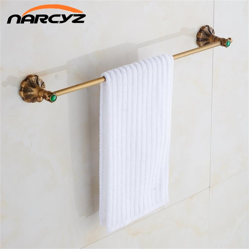 Antique Bronze Finish Toilet Brass Double Towel Bar Vintage Towel Bar In Towel Holder Bathroom Accessories 9083K цена