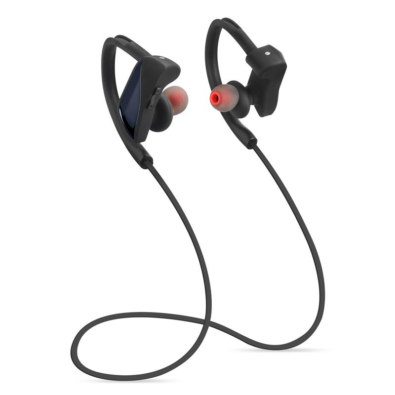 NiUB5 U12 Bluetooth Écouteurs Sport Courir Sweatproof Sans Fil Bluetooth 4.1 Bass Musique Stéréo Avec Microphone pour Android ios