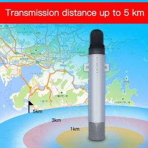 Image 3 - 433mhz lora temperatuur vochtigheid sensor 868mhz temperatuur vochtigheid data logger 915mhzwireless temperatuur vochtigheid zender