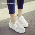 DreamShiningBreathable Comfortable Women's Flats  New Arrival Flats Shoes Women Summer Spring Hollow Platform Boat Shoes