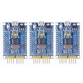 3 шт. 32bit Мини Системы Dev Доска ARM STM32 CORTEX-M0 Ядра 48 МГц TE632 F030F4P6