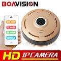 HD 960 P 3D VR IP WIFI Câmera de Visão de 360 Graus Noite visão Mini Sem Fio Baby Monitor P2P 1.3MP CCTV Segurança Câmera Panorama
