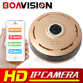HD 960P 3D VR WIFI IP Camera 360 Degree View Night Vision Mini Wireless Baby Monitor 1.3MP CCTV Security Camera Panorama P2P