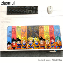 Dragon Ball mouse pad Son Goku XL pad to mouse notbook computer mousepad Kakarot