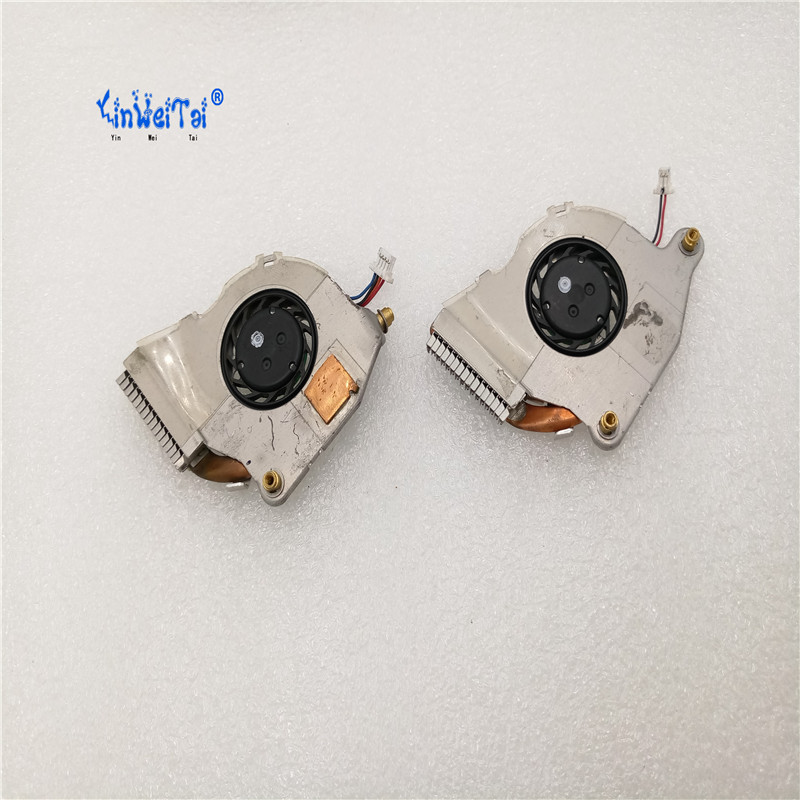 Image 2 - Used Laptop CPU fan cooling fan for Laptop fan store CF W7 CF Y7 MCF P03PAM05 2PIN-in Fans & Cooling from Computer & Office