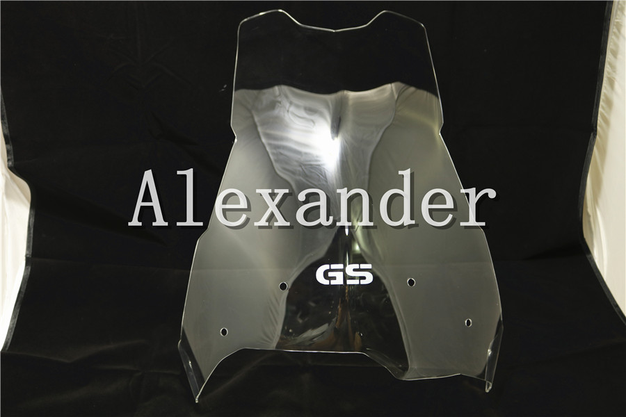 For BMW F800GS F700GS F650GS 2008 2009 2010 2011 2012 2013 2014 2015 2016 2017 2018 Windshield WindScreen F 800GS F800 F650 GS