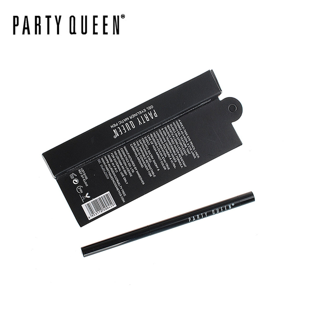 Party Queen 24H Waterproof Gel Eyeliner Pencil
