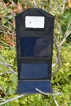 Special Quality 12W 5V Foldable Solar Charger Mono Solar Panel Chager For iphone /Mobile Power Bank Battery Charger