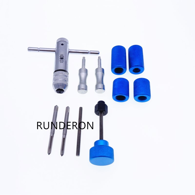 Professional Common Rail Tool for Denso Fuel Injector Filter Removel Disassembly Assembly Repair Tools Kit