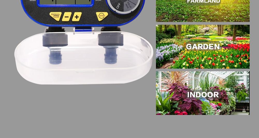 HTB1VRGBaULrK1Rjy1zbq6AenFXaK New Arrival Two Outlet Garden Digital Electronic Water Timer Solenoid Valve Garden Irrigation Controller for Garden,Yard#21060