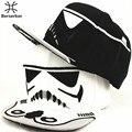 Novo 2016 moda algodão marca star wars snapback caps fresco strapback boné de beisebol carta bboy de hip hop chapéus para mulheres dos homens