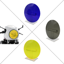 for Suzuki GSF 400 Bandit P 91-93 250 V 90-95 MotorcycleAcrylic Headlight Protector Cover Screen Lens