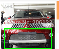 Free Shipping! Front Center Grill Grid Grille Cover Trim Stainless Steel 304 For 2011 2012 For Mitsubishi Pajero Sport Fast air
