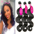 Brazilian Body Wave Human Hair Extensions Brazilian Virgin Hair Body Wave 4 Bundles 8A Grade Virgin Unprocessed Human Hair Weave