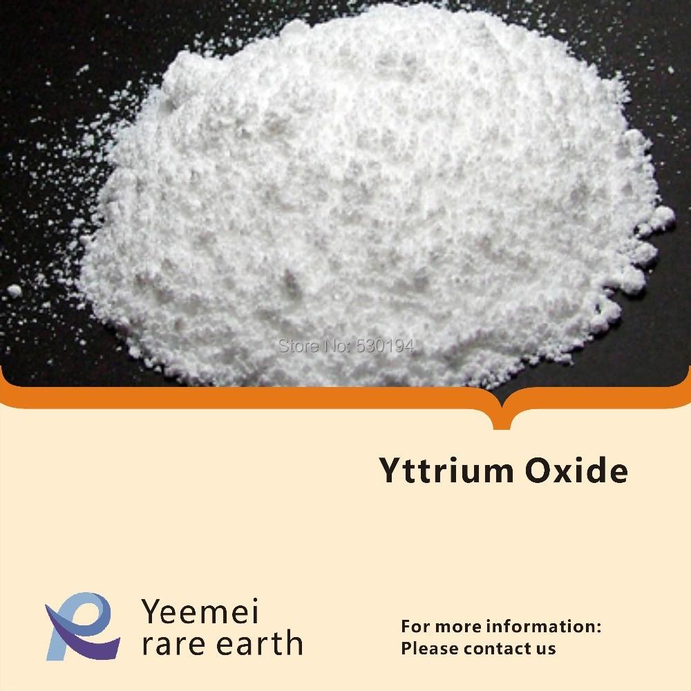 цена на Yttrium oxide - 99.99% - Y2O3 rare earth metal oxide