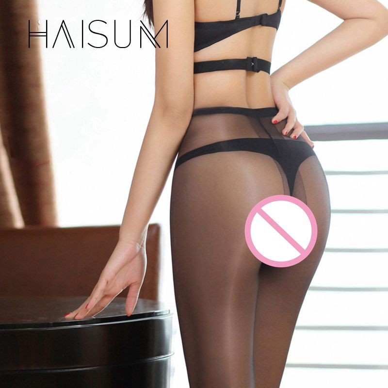 Fashion 9 Color Open File Sexy Stocking Belt Body Compression Thin Women Tights Erotic Stockings Pantyhose Plus Size Hn76