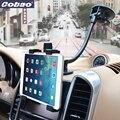 Gooseneck Ajustável 7 A 11 polegada Tablet Suporte de Copo Do Carro Montar Tablet titular bracket suporte para ipad 4 3 2 mini para galaxy tablet