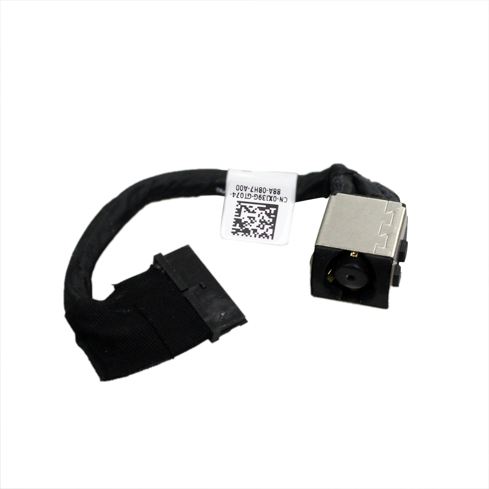 DC Jack Power Connector Socket Cable For <font><b>Dell</b></font> <font><b>G5</b></font> G7 <font><b>5587</b></font> 7588 INSPIRON <font><b>15</b></font> G7 7577 7587 7588 P72F XJ39G DC301010Y00 DC301011F00 image