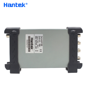 Image 5 - Hantek Official 6074BD USB Oscilloscopes 4 Channels 70Mhz Osiclloscope Digital PC Handheld Osciloscopio + 25Mhz Signal Generator