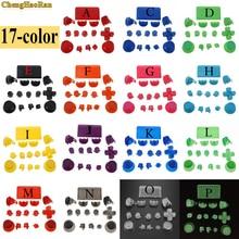 17 colors 17 set L1 R1 L2 R2 Trigger Buttons Controller cap for PS4 Pro controller for PS4 4.0 JDS 040 JDM 040 Controller Button