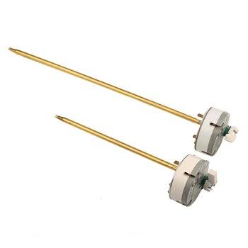 Кнопочный термостат для водонагревателя Ariston, переключатель регулятора температуры, 30-80 градусов по Цельсию 160 мм/265 мм