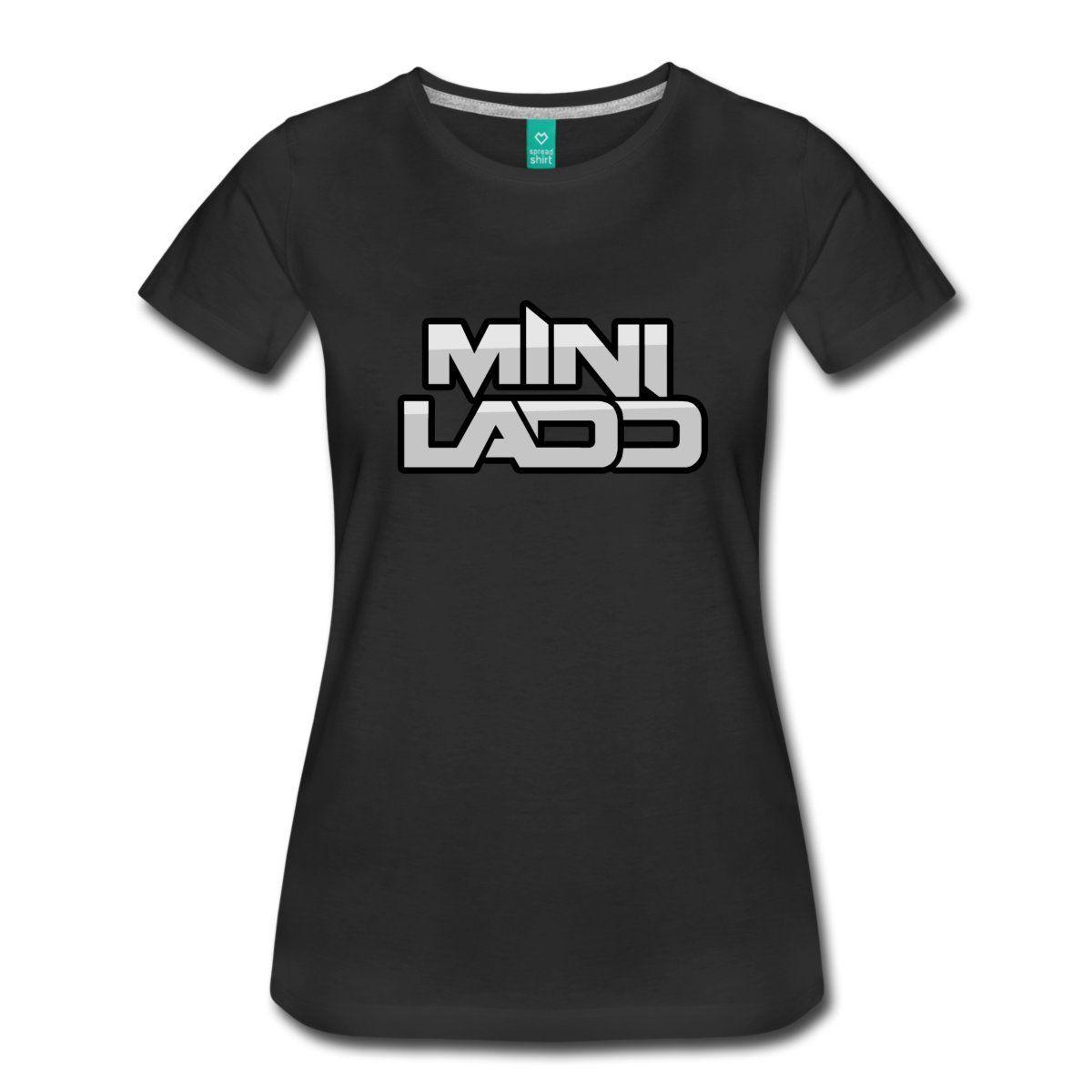 T shirt japanese design - Mini Ladd Logo Women S T Shirt New Arrival Summer Style Design Tops Hot Salestee Shirts