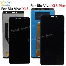 Original Für BLU Vivo XL3 LCD V0250WW LCD Display Touchscreen Digitizer für Blu Vivo XL3 Plus lcd Ersatz VivoXL3 plus