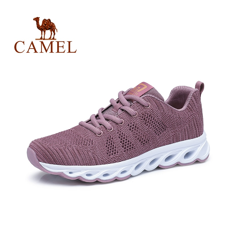 CAMEL 2019 New Men And Women Casual Shoes Fashion Women's Shoes Women Sports Outdoor Mesh Breathable Female Shoes