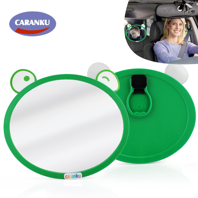 Car Safety Easy View Back Seat Mirror Baby Facing Rear Ward Child Infant font b Care