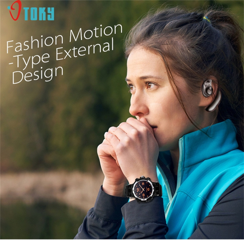 HIINST F35 Smart Bluetooth MP3 Watch Built-in 4GB Memory Support Pedometer/Sleep Monitor/Calorie Consumption H30 AUG18